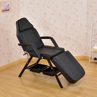 Wholesale Rockbottom Price Section Tattoo Equipments Portable Massage Table Anti Fatigue Massage Table One Piece