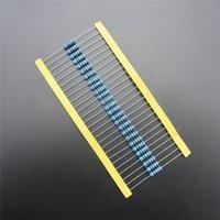 Venta al por mayor-50pcs RoHS Plomo Resistor de película de metal 1W vatios 120 ohm 1% DIY KIT PARTE resistor paquete de resistencia