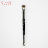 Y-DEB002 airbrush eye makeup - This it is cosmetics for Brand makeup brushes ULTA conflated Heavenly Luxe Dual airbrush blending Eyeshadow Eyeliner Makeup Brushes