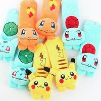 Wholesale Cute cartoon car seat belts cartoon Department of shoulder pads Pikachu sholuder pads shoulder Protect children A0449