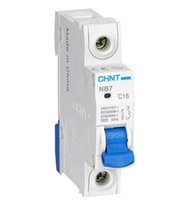Wholesale Residual Circuit Breaker CHINT NB7 series Modular DIN Rail Products MCB