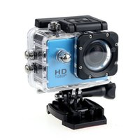 bicycle black cards - Retail SJ4000 inch LCD P Full HD HDMI Action Camera M Waterproof DV Camera Without TF Memory card Bicycle Helmet PC