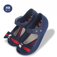 Ankle Strap best kids sandals - 2017 New Fashion Cheap Price Kids Girls PVC Jelly Sandals Best Sales Children Jelly Sandals Toddler Baby Jelly Shoes With Bow