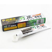 Wholesale Newest Charcoal Toothpaste whitening black toothpaste bamboo charcoal toothpaste oral hygiene tooth paste DHL Free