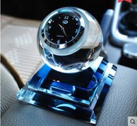 Wholesale creative car perfume car accessories Decoration Car Decoration watches and clocks car car car perfume seat style perfume