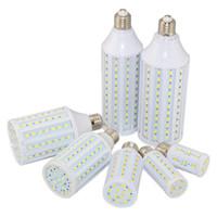 Wholesale E26 E27 E39 E40 B22 LED Corn Light Bulbs W W W W W W W W W W SMD5730 LED Lamps