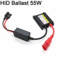 Wholesale DHL V HID Ballast W Decoding Fast SUPER SLIM Ballast Controller Xenon Lamp Conversion HID W Ballast for Car Headlights