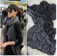 Wholesale Fashion Winter Warm Cashmere Cotton Silk Women Scarf Cachecol Letters Printed Shawl Scarves women square scarf