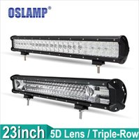 bars pickup - 240W D Lens W Row LED Light Bar CREE Chip OffRoad Driving Work Light Bar V V Combo Led Bar SUV ATV UTV PickUp