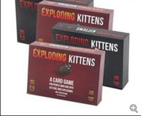 Wholesale xxx Exploding Kittens A Card Game About Kittens and Explosions and Sometimes Goats