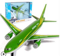 air fighter planes - CAIPO alloy model Air China Boeing aircraft aviation military simulation A380 acousto optic toys sent a battery backup screwdriver roadb