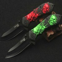 beautiful pocket knives - Newest Creative folding outdoor knife camping survival knife Mini blade pocket Fruit knife beautiful gift knife