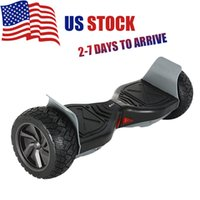 Wholesale US STOCK Inch Wheels Smart Balance Wheel Hoverboard Electric Unicycle Drift Self Balancing Scooter Skateboard
