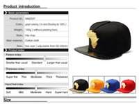 baseball africa - New Design Map Of Africa Style Caps Baseball Caps Flat Hat Hip hop Caps Personality Style