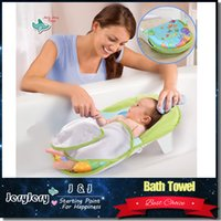 Wholesale Sozzy Baby Toys Bath Sling With Warming Wings Foldable Net Bath Towels With A Bath Chair