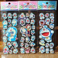 animation bubbles - Bubbles stick doraemon jingle cat doraemon European and American movie animation cartoon icon pocket toys stickers