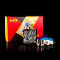 Wholesale DHL Free ship Original Mi ONE Ecigs All in One Mvape Kit