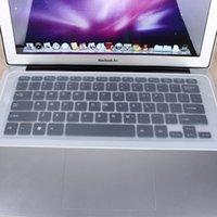 al por mayor teclado 14 pulgadas-Universal General 12-14 pulgadas Transparente Laptop Teclado Cubierta Protector Silicona Gel Cine Protección Teclado Cubierta