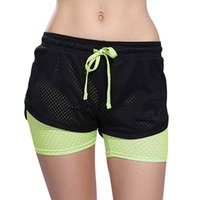 Wholesale Colors Womens Running Shorts Running Tights Short Women s Gym Cool Woman Sport Short Fitness Running Shorts