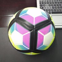 Wholesale 2016 New England League soccers Anti slip granules Soccer ball A red star football PU size