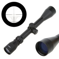 Wholesale High Quality X40 Adjustable Outdoor Tactical Riflescope Reticle Sight Scope for Hunting