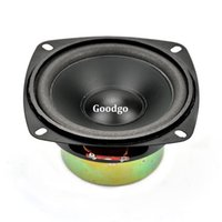 Wholesale Freeshipping Audio Subwoofer Speaker inch W ohm Woofer For Midrange Bass Computer Speaker