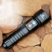 Wholesale XTAR D26 Whale XM L2 U3 Lumens Waterproof LED Flashlight Modes Diving Outdoor Hunting LED Torch