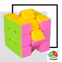 Wholesale Best seller Candy Cube X3X3 magic cube CM for all occasion OEM SUPPORTED
