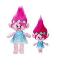 venta al por mayorcm trolls peluche toy poppy branch dream works muecos de peluche