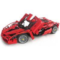 Wholesale The Supercar GTB Racing Car Series Building Blocks toys For Children Bricks D construction plastic