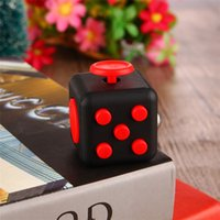 Wholesale Novelty Magic Fidget Cube stress relief toys for kids New Fidget cube the world s first American decompression anxiety Toys stress balls