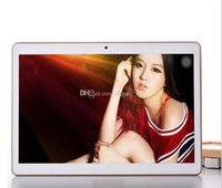 Wholesale 10 Inch Tablet PC Eight Core Andriod G MTK8382 Phone Tablets Dual Card Camera IPS GB GB Bluetooth GPS
