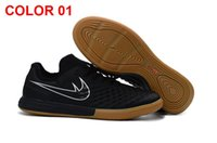 Wholesale Ghost Brand Two Generation Magista MD Grass Nail Indoor Football Shoes MagistaX Finale II TF IC Soccer Shoes