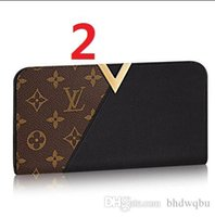 Wholesale fashion New women s Michael wallet louis hand bag Emporio purse tory clutch spade leather wallet GG purse
