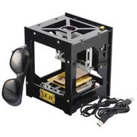 Wholesale Laser Engraving Machine USB Engraver Box mW NEJE DK_8 Pro DIY Laser Printer