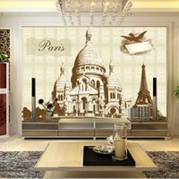 architecture backgrounds - D Stereo Custom HD World Architecture Vector European Style Background Wall Living Room Bedroom Wallpaper Mural