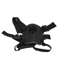Wholesale Hound Dog Harness Chest Fetch Strap Belt Mount For Gopro Hero4 New Top Quality