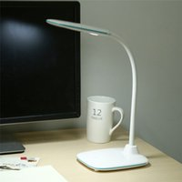 Wholesale Eye Protection Rechargeable Desk Reading Lamps Dimmable LED Desk Lamp Daylight White Rechargeable Eye care