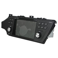 avalon high - High quality inch Android Car DVD player for Toyota Alphard with GPS Steering Wheel Control Bluetooth Radio