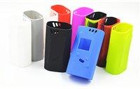 alien bumpers - Colourful Smok Alien w TC box mod silicone cover e cigarettes anti skid drop antifreeze bumpers