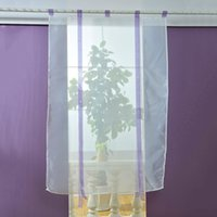 bathroom blinds - PC Sheer Kitchen Bathroom Balcony Window Curtain Voile Liftable Roman Blinds
