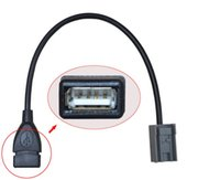 accord audio - Car USB Cable Audio Adapter For Honda CRV Accord Civic Jazz Connector