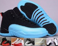 army boots online - Retro XII S Basketball Shoes Sports Shoes Original Men Sneakers Women Online s PSNY French Blue Boots