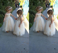 best bling - Sequined New Arrival Lovely Bling Bling Pageant Cute Flower Girl Dresses Shiny Bow Ball Gown Floor Length Tulle Cheap Best Selling
