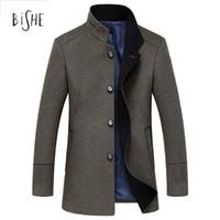 Wholesale Slim Fit Wool Pea Coat Men - Buy Cheap Slim Fit Wool Pea ...