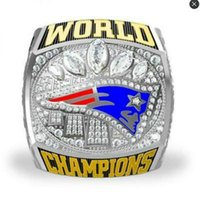 Wholesale 2017 High quality Super Bowl Championship Ring commemorative gifts More than DHL