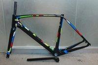 Wholesale 2016 sagan peter colors Full Carbon Bike frame road bicycle frameset cm road bike frame bicycle frame