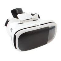 Wholesale RITECH II Head Mount Plastic Version Google Cardboard Magnet VR D Glasses for Inch Smartphone EGS_706