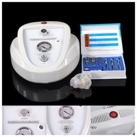Wholesale 2017 Top quality crystal diamond microdermabrasion machine skin whitening and facial care microdermabrasion deep cleaning wrinkle removal
