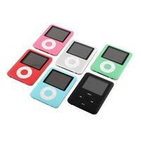 High Quality 3TH 1.8 pouces 16GB / 32GB MP3 Player Radio FM jeux mp4 4ème Livraison gratuite